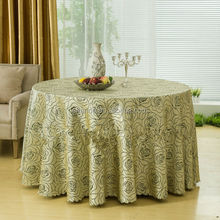 Factory Hot Sale Cheap 100% polyester table linen/polyester table cloth