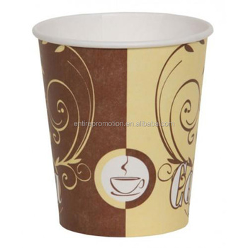 Promotional coffee paper cup,custom printed paper coffee cup,paper coffee carton cup