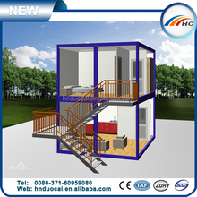 Factory direct sales all kinds of luxury container villa , movable home , architecture design houses