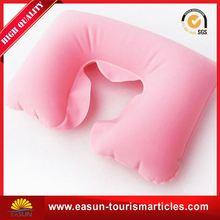 Cheap disposable pillow for aviation travel pillow for airplane inflatable neck pillow patent