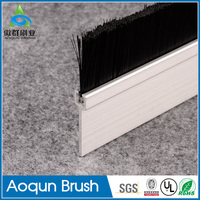 High quality dorma door sweep weather strip brush