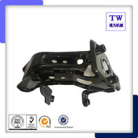Customized car stamping parts car's clutch bracket assembly