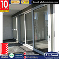 German Designed and STANDARD Aluminum Sliding Doors with build-in blind and Thermally Break System