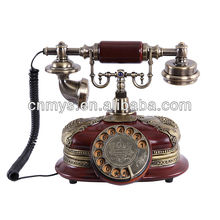 New Product Antique Telephone with Caller ID Phone
