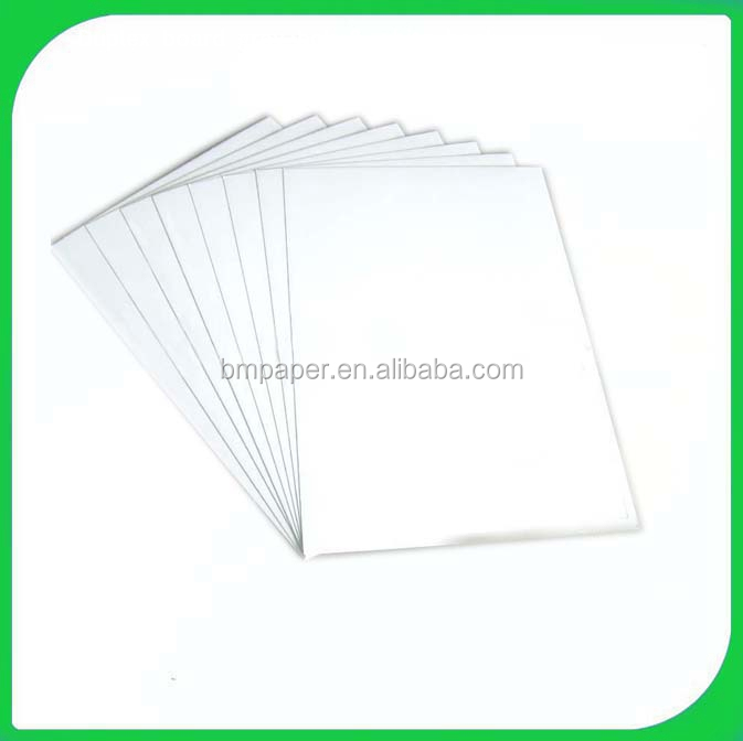 Solid bleached sulfate paperboard / white board