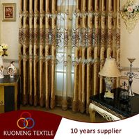 Contemporary top sell hotel curtain fabric big factory
