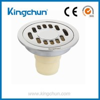 Good selling brass floor drain chrome plated