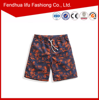 Men Shorts Swimwear Swimming Trunks Swim Beach Pants Sexy Sports Boxers