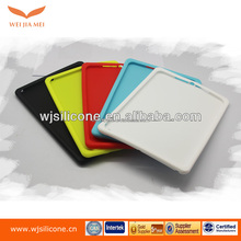 For ipad mini silicone pouch simple cover for ipad mini