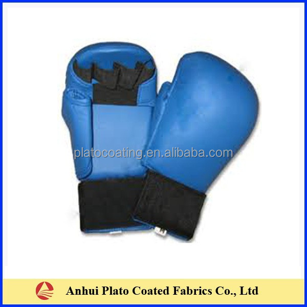 2015 high quality PVC Tarpaulin for Boxing Glove