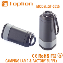 Multi-functional Portable camping lantern power bank for Crowl Space Lighting