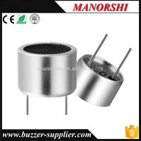high quality 16mm 40khz piezoelectric ultrasonic sensor with low price