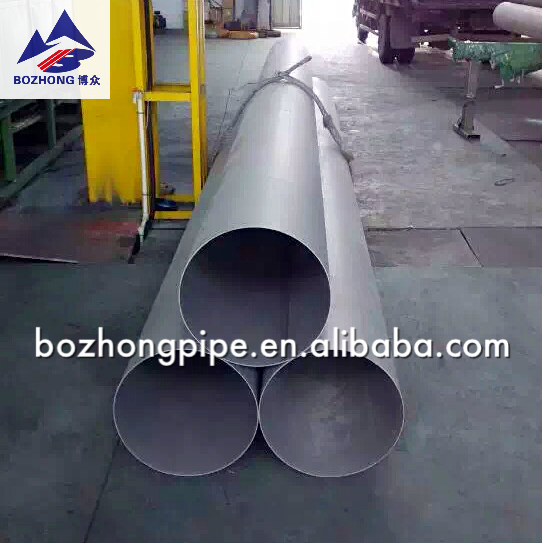304 304l 316l 16mm stainless steel pipe Water Desalination Reverse Osmosis RO Water Plant For Petrochemical Industry
