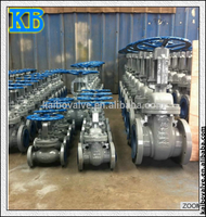 API Cast stell gate valve made in China alibaba.com