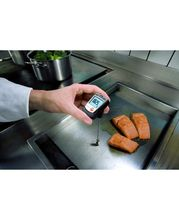 Testo 905-T2 Surface thermometer with spring-loaded probe