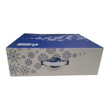Paper Type Gift Box for Formal Dress Packing