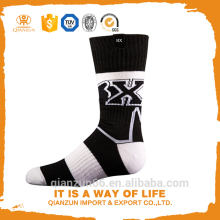 China custom knitting sports sock manufacturer/soccer sock/football sock