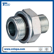 1BH BSP Male Thread Bounded Seal galvanized pipe fitting