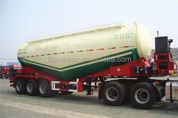 Dry Bulk Truck Blowers : Cement tank truck trailer blower dry bulk tanker
