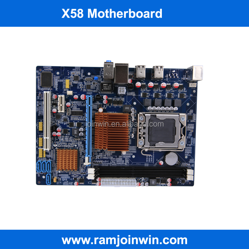 Factory for sale oem x58 motherboard for Desktop/Server