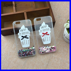 Cheap wholesale new fashion soft printing pattern hard plastic phone case