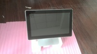"monitor touch screen POS Tablet stable true flat design 15.6"" touch all in one pc from China manufacturer"