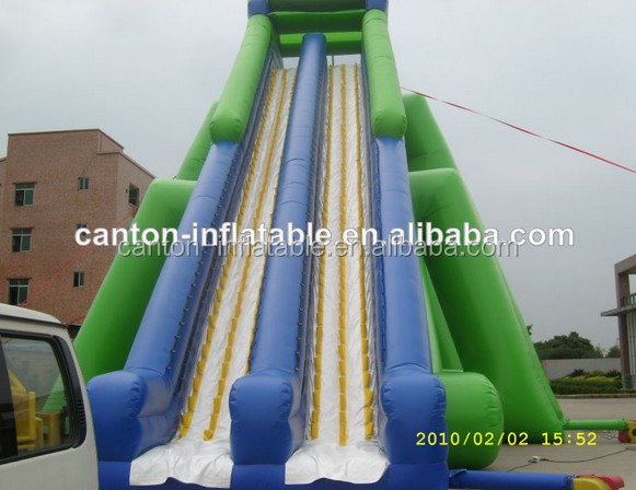Inflatable Bouncer Giant Inflatable Water Slide for Sale