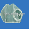 Micron monofilament nylon/polyester mesh filter bag with ss or plastic ring