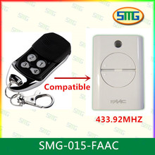 SMG-015-FAAC faac 433 mhz faac rc control remoto rolling code