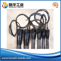high silicon cast iron anode/magnesium anode zinc ribbon