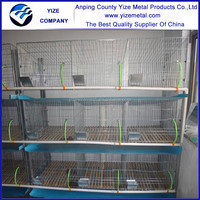 China supplier commercial rabbit cage breeding for sale