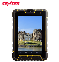 SENTER 7 inch IP67 Android tough industrial tablet LF/NFC/UHF RFID reader applied to Component Tracking