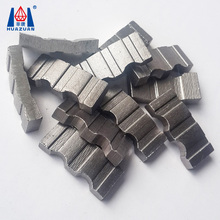 All type diamond segment for diamond core bit 24mm