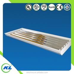 Wholesale meanwell driver UL 4ft T8 led hIgh lighting fixture,surface mounted led light fixtures