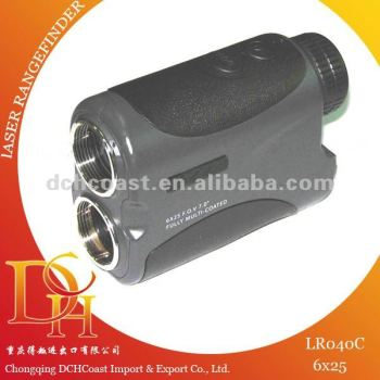 400m 6x25 laser rangefinder for golf measuring instrument LR040A