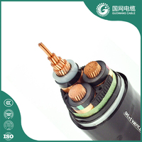 6.35/11kV Low Smoke Halogen Free XLPE Insualted PVC Sheathed Armoured Cable BS7835