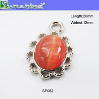 Garment accessory ,ornamented jewelry charm pendant