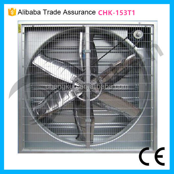 China 30HP Free standing centrifugal blower exhaust fan
