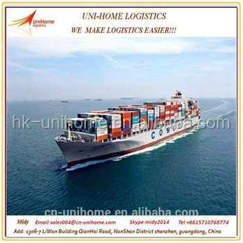 relaible freight forwarder/ shipping agent/ logistics serveice from China to Liverpool, England