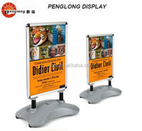 Sidewalk Sign Waterbase,Outdoor Display Stand Pavement sign portable poster display a2