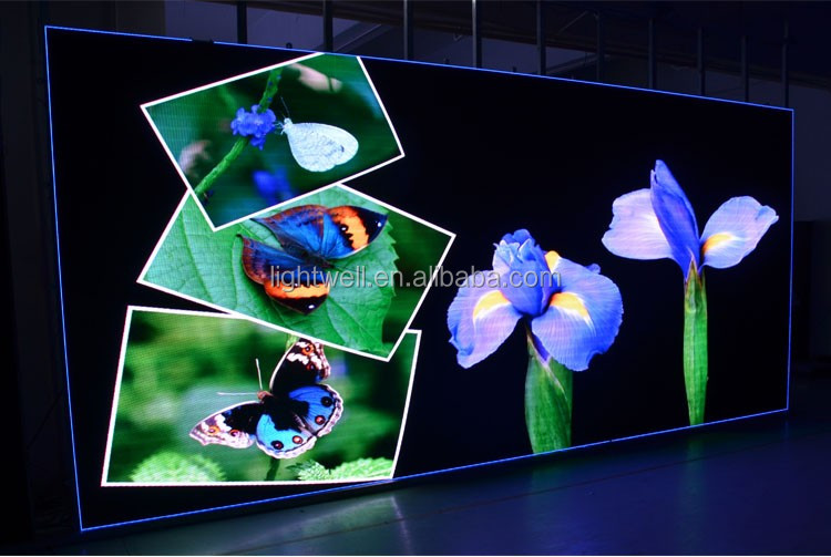 outdoor p4 led display