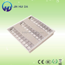 hot sale T5 recessed louver fitting