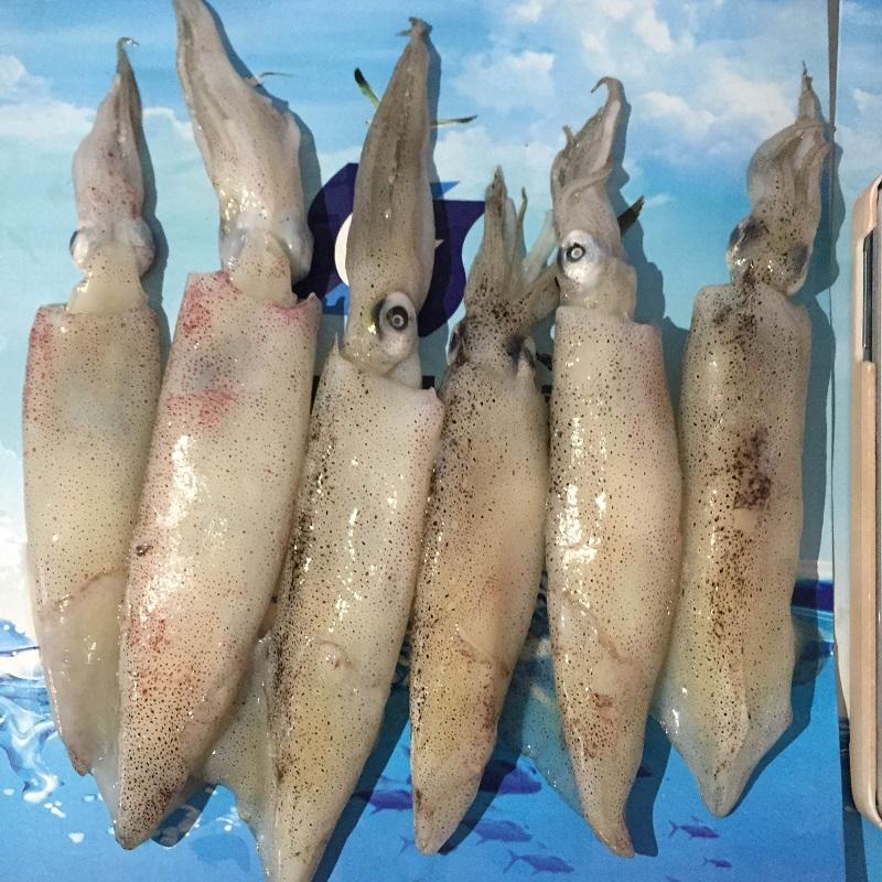 200g Kleidung & Accessoires Dried Squid Octopus Clean Delicious From Thailand Hüte & Mützen