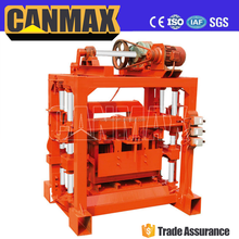 Whole sale price QT4-40 concrete block making machine/block machine for sale