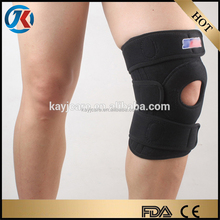 Calf compression sleeve knee support from small business ideas