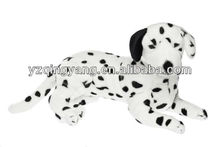stuffed plush dalmatian dog toy