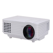 Seesmart LED Projector RD805 Pico Proyector 800 Lumens Smart Home Cinema 1080P