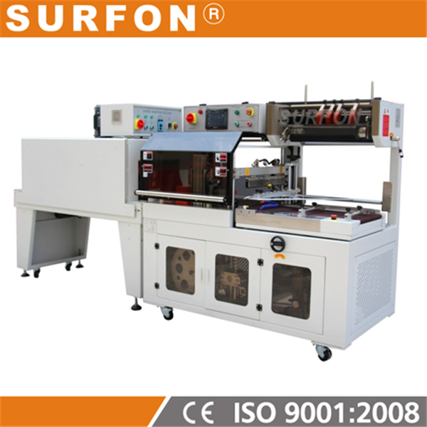 Automatic Snacks Chips Carton Side Sealing Packing Machine