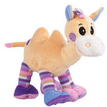 High quality Hot selling EN71DUBAI soft plush colorful camel