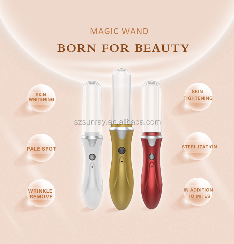 Online shopping face lift anti aging wrinkle remove skin rejuvenation plasma energy handheld beauty device